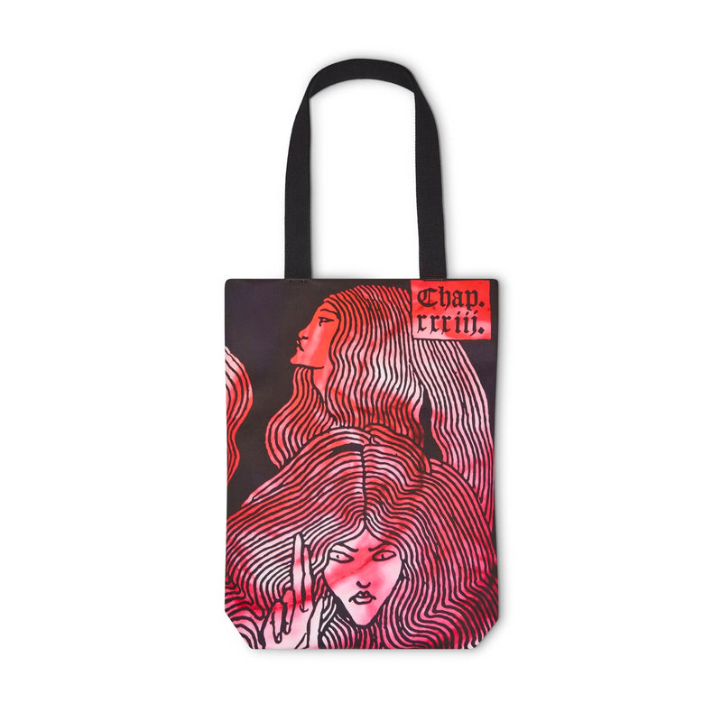 Fire Wood Everywhere Tote