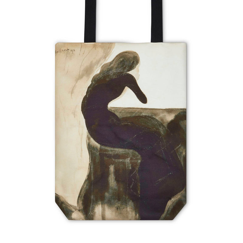 Silent Line Everywhere Tote
