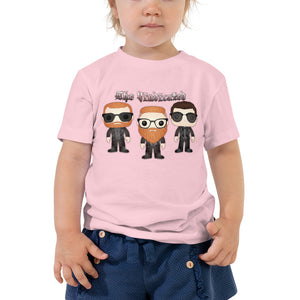 """Vindicated Rocks!"" Toddler Short Sleeve Tee"