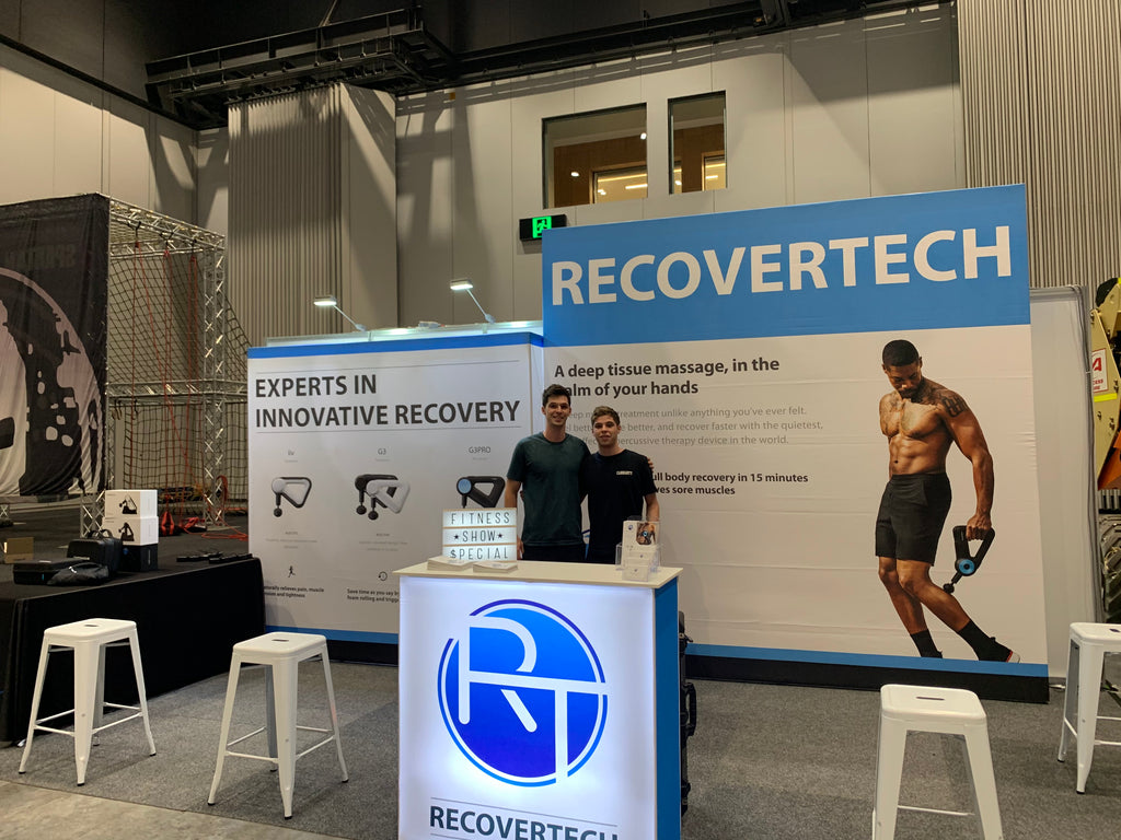 The RecoverTech brothers, Tom and Will