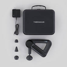 Load image into Gallery viewer, thergun g3 edition in black with attachments