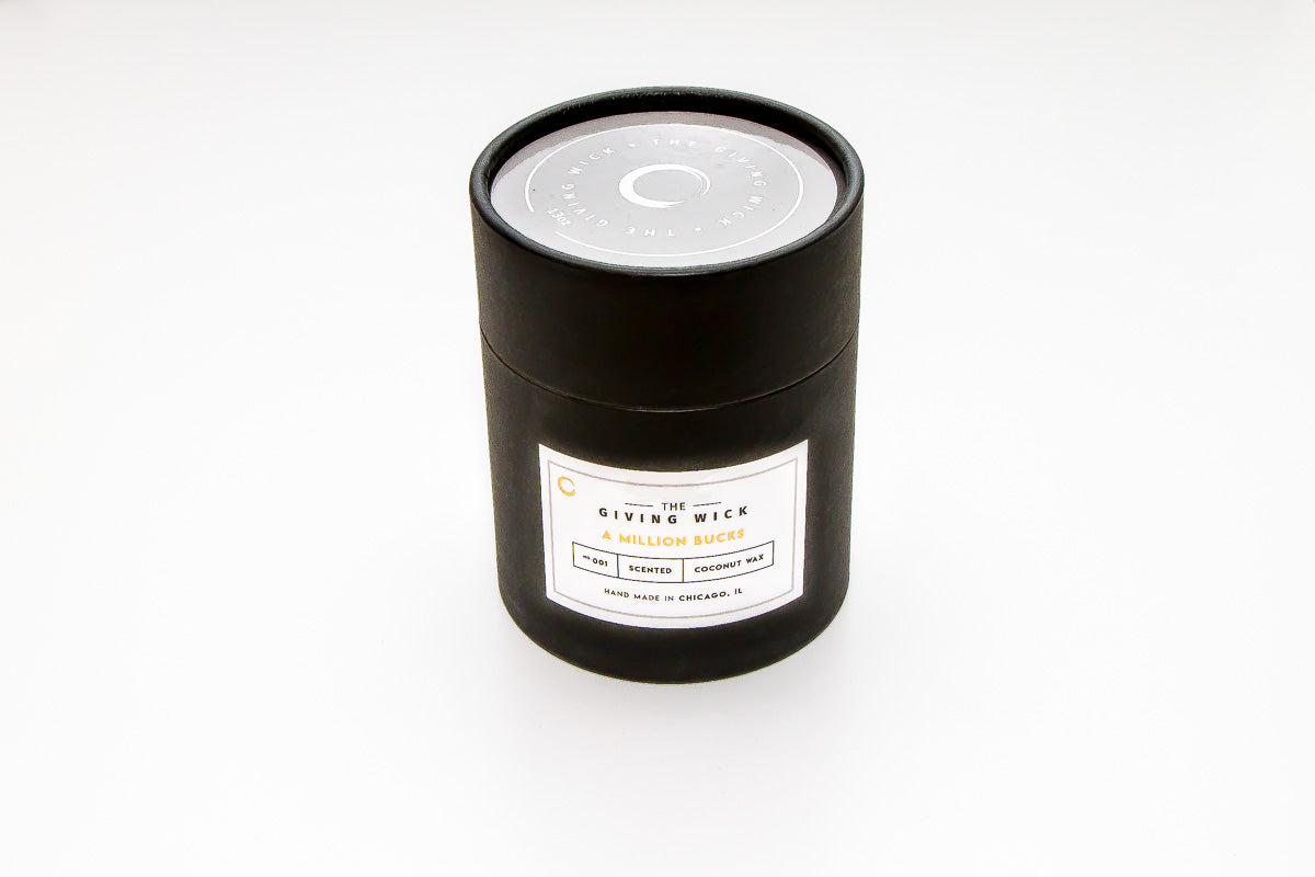Glamour Tube Candle