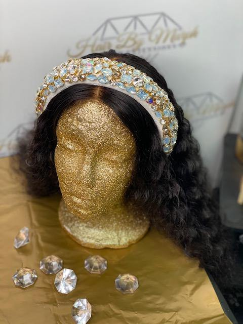 Jewel Crown - Hair by Murph