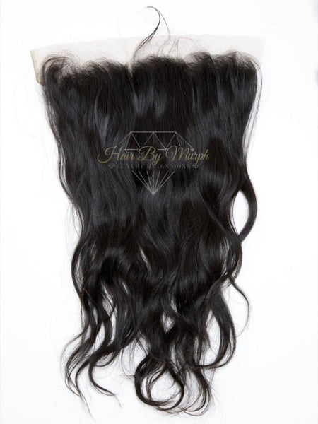 VIRGIN BODY WAVE LACE FRONTAL - Hair by Murph