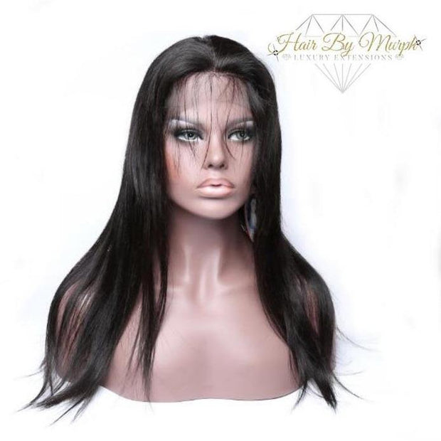 Silky Straight Lace Unit - Hair by Murph