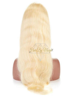 Blonde Bombshell Lace Unit