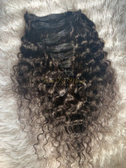 Deep Wave Clip ins - Hair by Murph