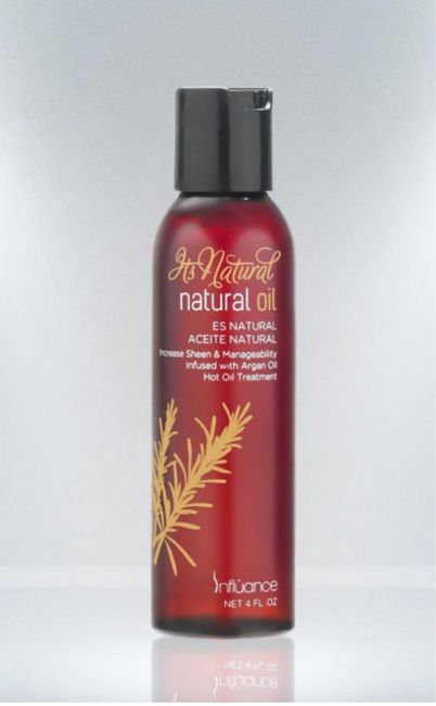 Its Natural Oil - Hair by Murph