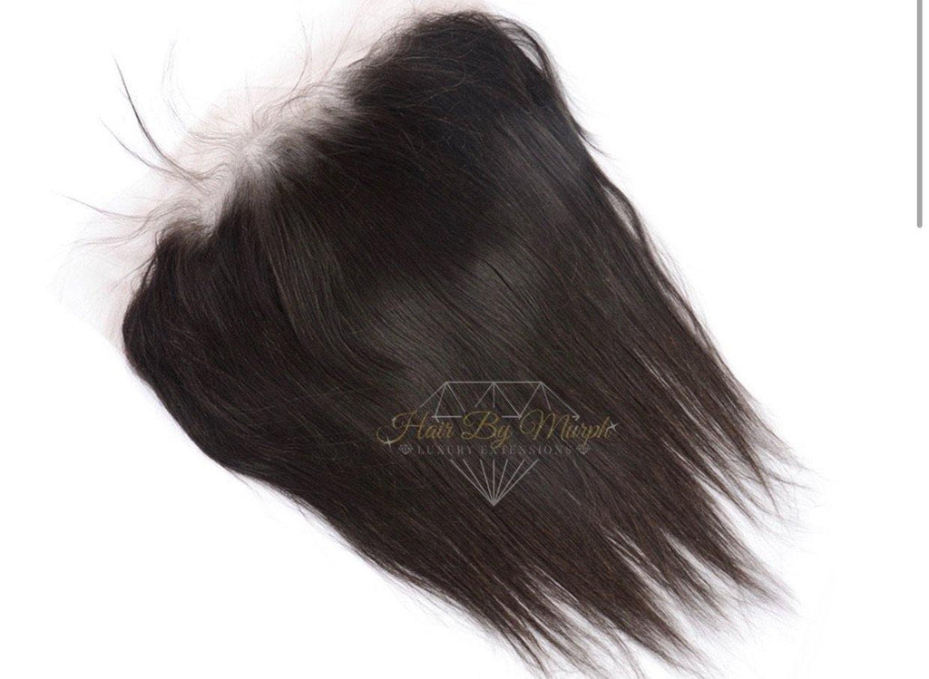 VIRGIN SILKY STRAIGHT LACE FRONTAL