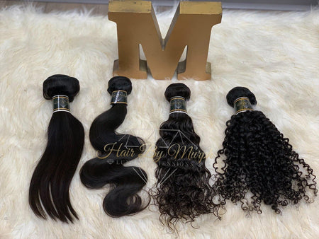 ELITE VIRGIN 4 BUNDLE DEALS - Hair by Murph