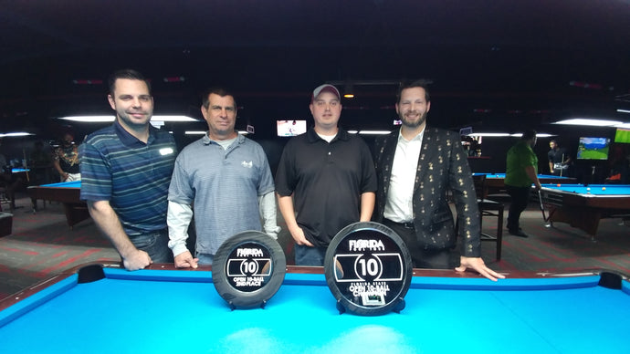 Stop # 3 Jordan steps up to the plate in Tallahassee, Captures 10-Ball Title