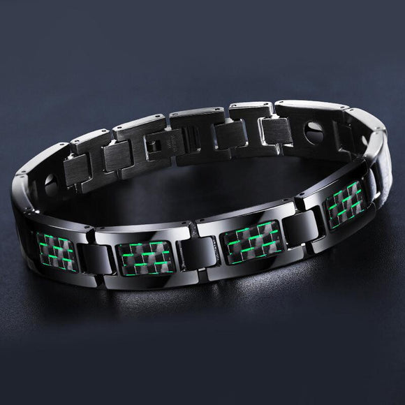 Bio-Energy Magnetic Therapy Bracelet For Man