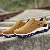 Hiking sepatu hiking anti selip [Cash On Delivery]
