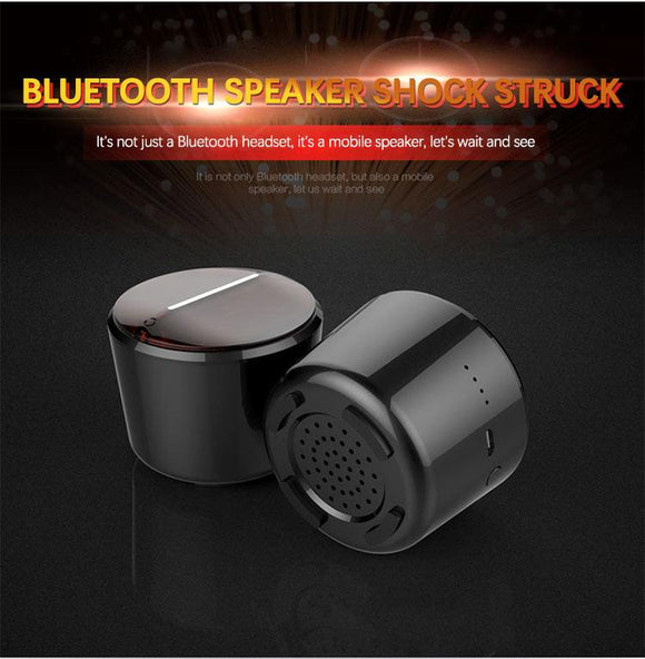 Wireless stereo Bluetooth sports headset【Cash On Delivery】