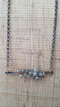 Load image into Gallery viewer, Simon & LuLu Diamond Bar Necklace