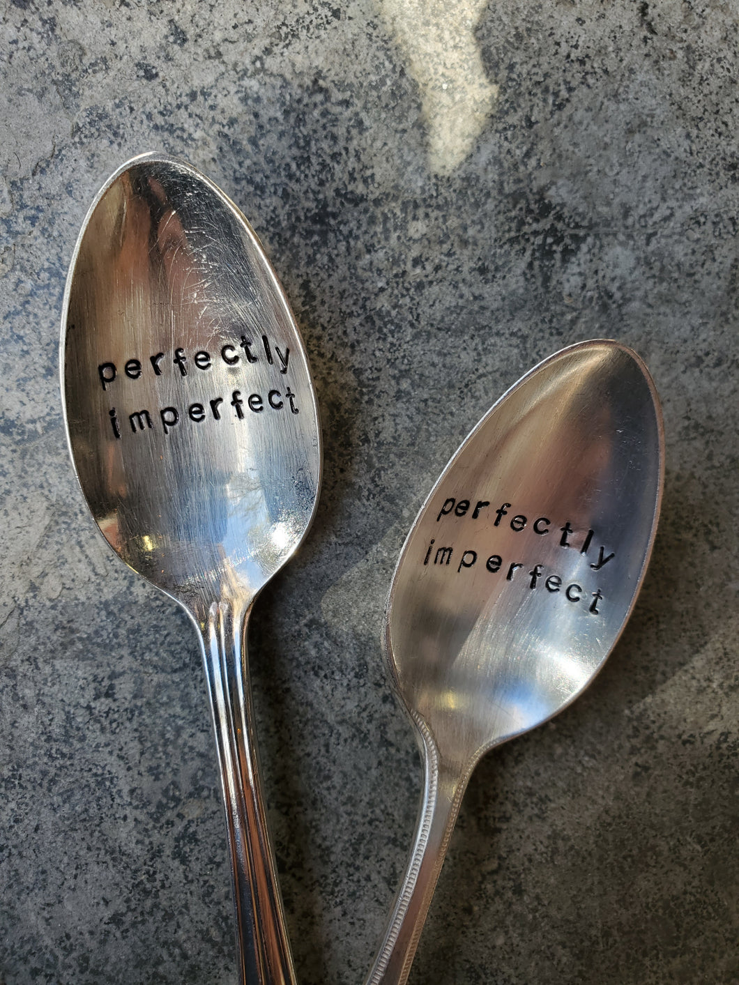 Perfectly Imperfect Teaspoon