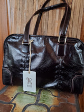 "Load image into Gallery viewer, HOBO ""Sutton"" Handbag in Black"