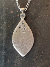 Load image into Gallery viewer, Adel Chefridi Secret Garden Sterling Silver Multi-Stone Necklace