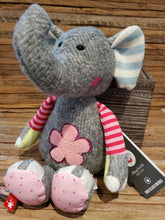 Load image into Gallery viewer, Sigikid Patchwork Sweety Stuffed Animals (Various)