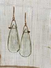 Load image into Gallery viewer, Simon & LuLu Green Amethyst Earrings