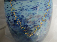 Load image into Gallery viewer, Anne Sportun Chain Toggle Necklace
