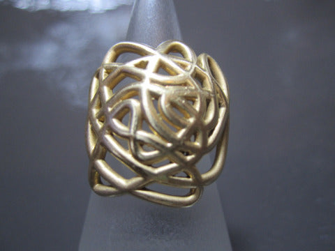 Dana David Scribble Ring