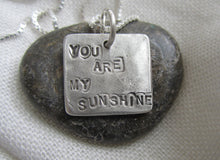 "Load image into Gallery viewer, Simon & LuLu ""You Are My Sunshine"" Necklace"