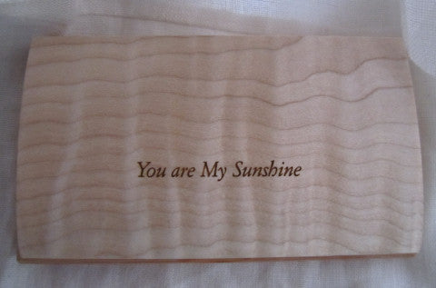 Mikutowski Possibility Box - You are My Sunshine