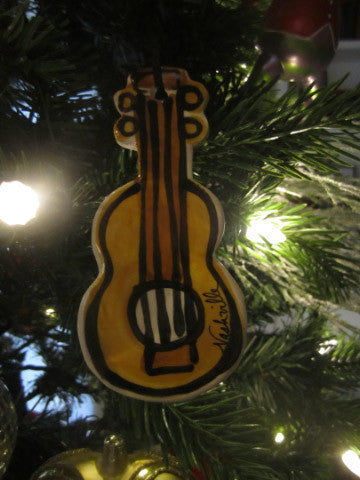 Artzfolk Guitar Ornament