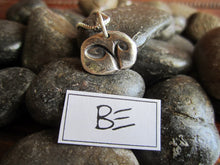 "Load image into Gallery viewer, Simon & LuLu ""BE"" Necklace"