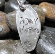 "Load image into Gallery viewer, Simon & LuLu ""Today Matters"" Necklace"