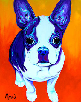 Michelle Mardis Boston Terrier - The Bos