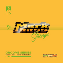 GROOVE Series - Electric bass nickel plated steel