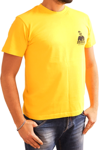 MARKBASS T-SHIRT YELLOW