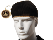 Short beanie MW (summer) brown