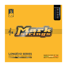 LONGEVO Series Stainless Steel - Electric guitar  | nanofilm shielded