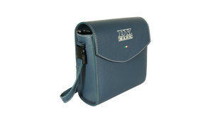 DV MICRO 50 LEATHER BAG BLUE