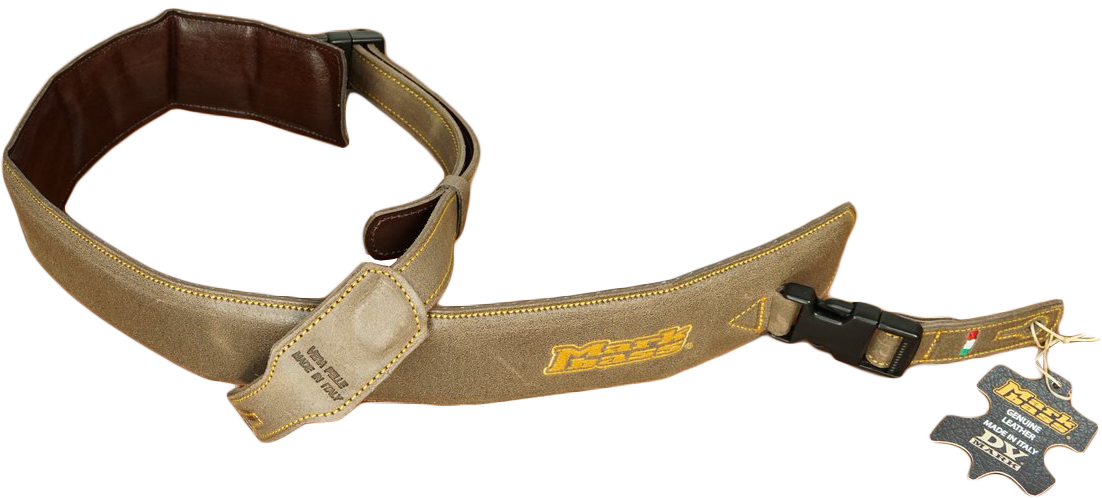 STRAP M MB BROWN