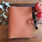 Leather Planner || A5 Rings