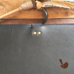 Happy Planner -- Leather Cover