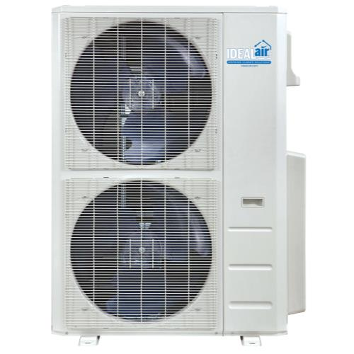 Ideal-Air Ideal-Air Pro-Dual 48,000 BTU 21.5 SEER Multi-Zone Heating & Cooling Outdoor Unit