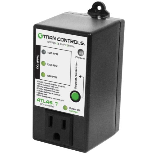 TITAN Titan Controls Atlas 7 - CO2 Controller