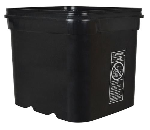 EZSTOR EZ Stor Container/Bucket 8 Gallon