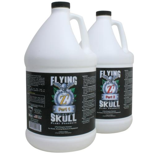 Flying Skull Z7 Enzyme Cleanser Gallon (1/Cs)