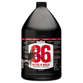 86 Mites and Mold 86 Mites and Mold 1 Gallon Concentrate (Makes 5 Gallons) (4/Cs)
