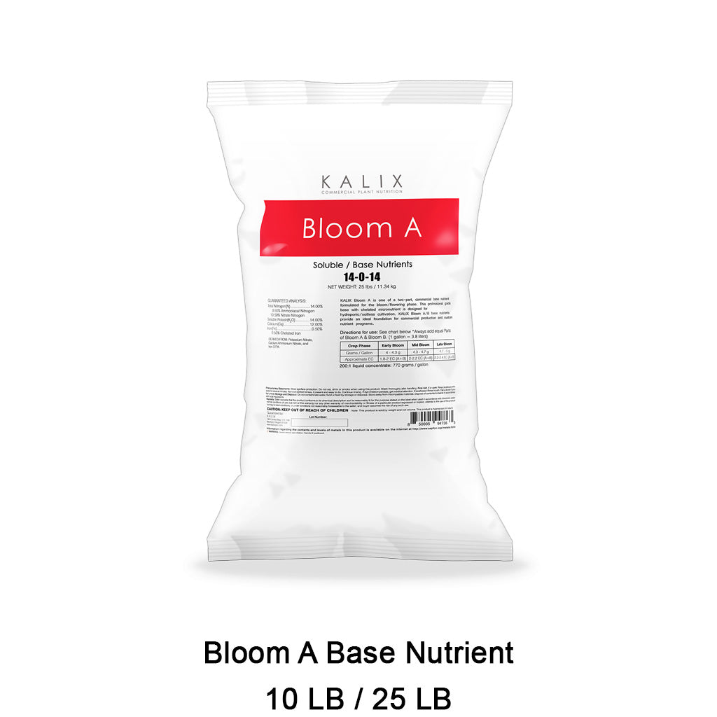 KALIX Bloom A Base Nutrient (Soluble)