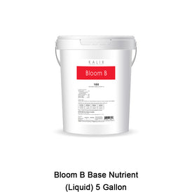 KALIX Bloom B Base Nutrient (Liquid) 5 Gallon