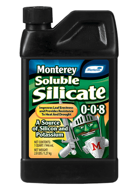 MONTEREY SOLUBLE SILICATE 0-0-8