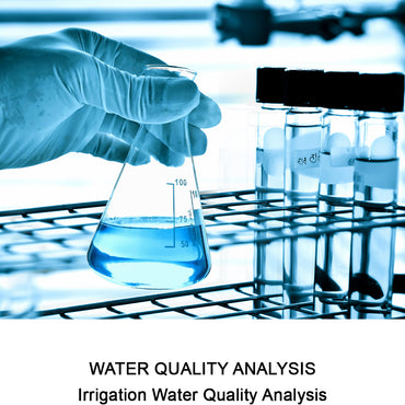 Irrigation Water Quality Analysis