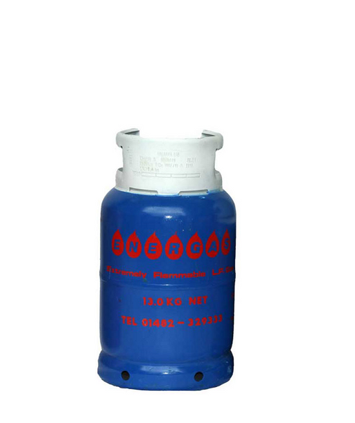13Kg Butane Gas Cylinder 21mm (EXTENDED LEAD TIMES)